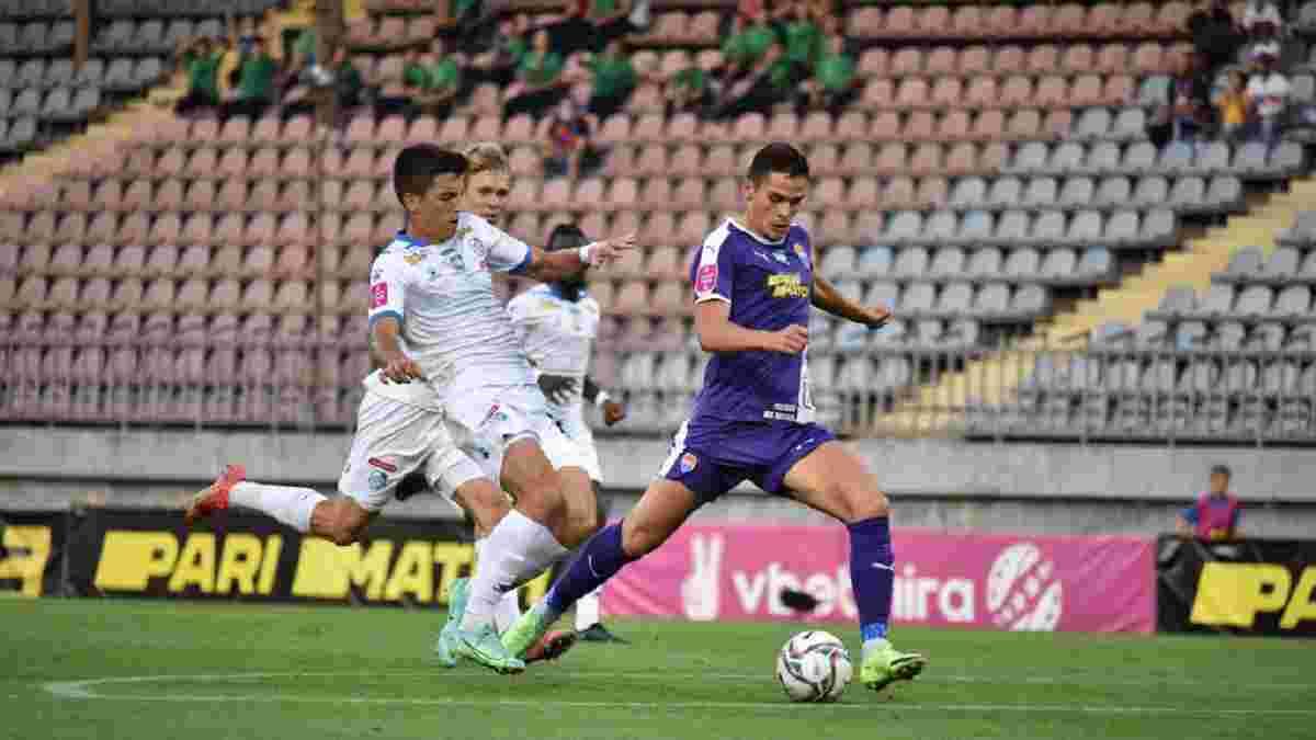 Шедевральный гол Авагимяна и дебютная победа Мороза в видеообзоре матча Мариуполь – Черноморец – 2:3