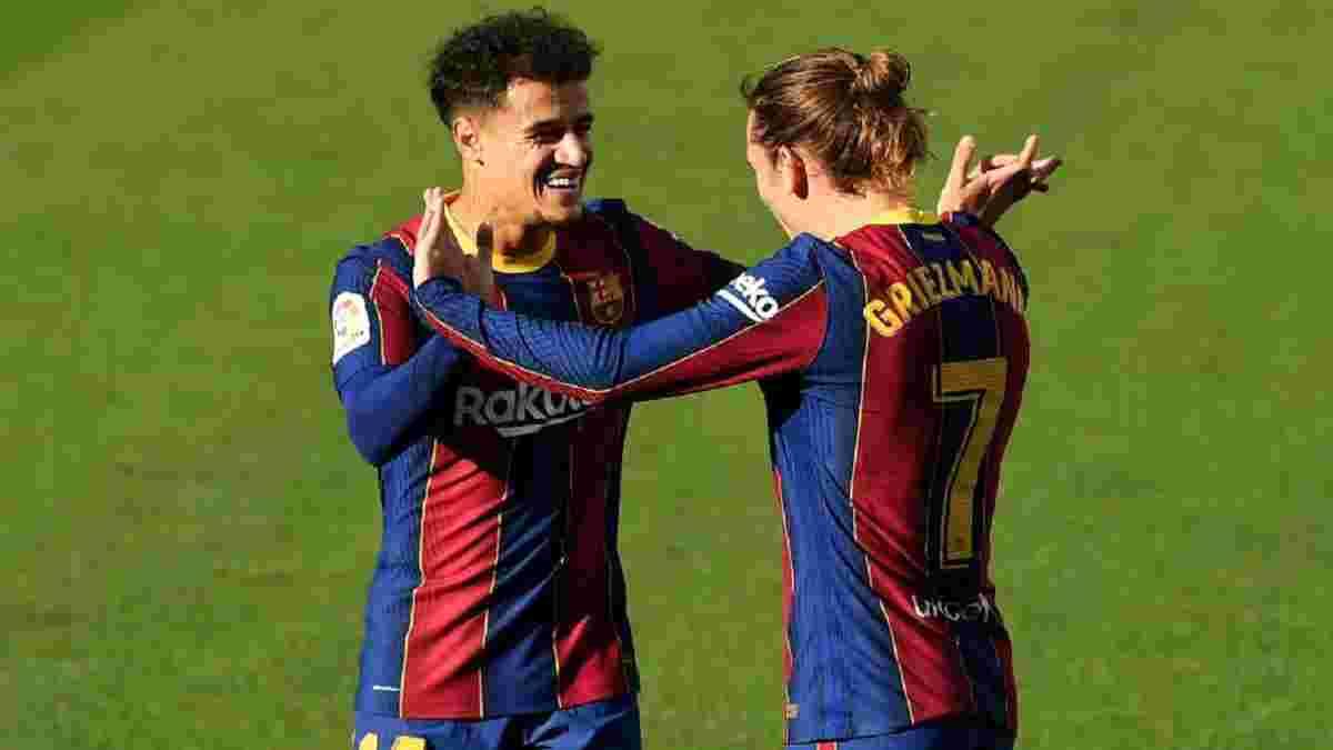 Барселона и Арсенал могут устроить обмен опальными звездами
