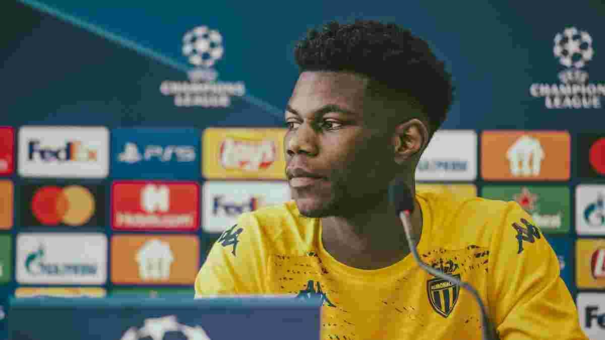 Монако – Шахтар: зірка монегасків довіряє Ковачу й очікує на виступи в груповому етапі ЛЧ