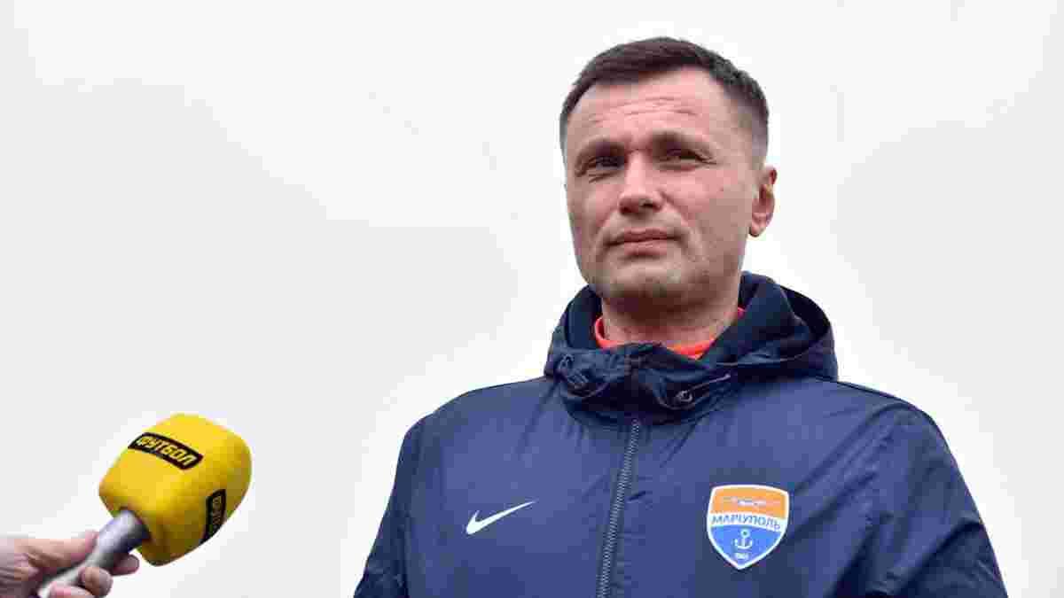 Маркевич-молодший висловився щодо можливої роботи з батьком у збірній України