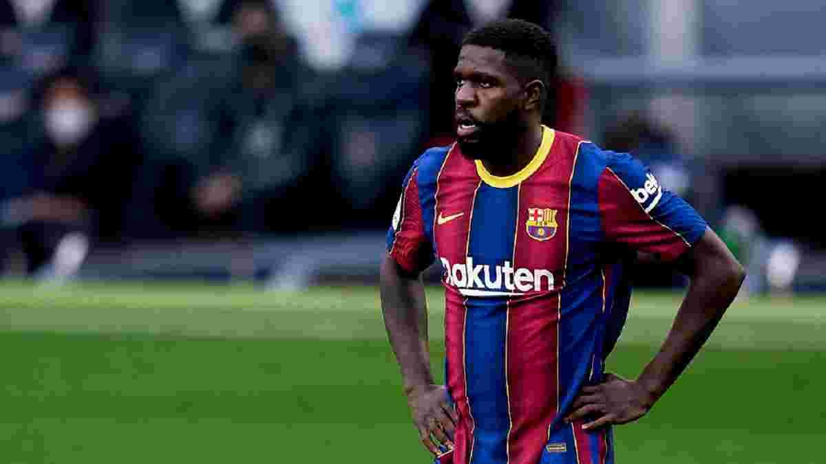 Барселона поставила Умтити жесткий ультиматум – чемпиону мира угрожают позорным изгнанием
