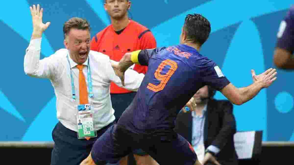 """""""Я б теж обрав себе"""", – ван Гал """"скромно"""" озвучив свою ціль на посаді тренера збірної Нідерландів"""