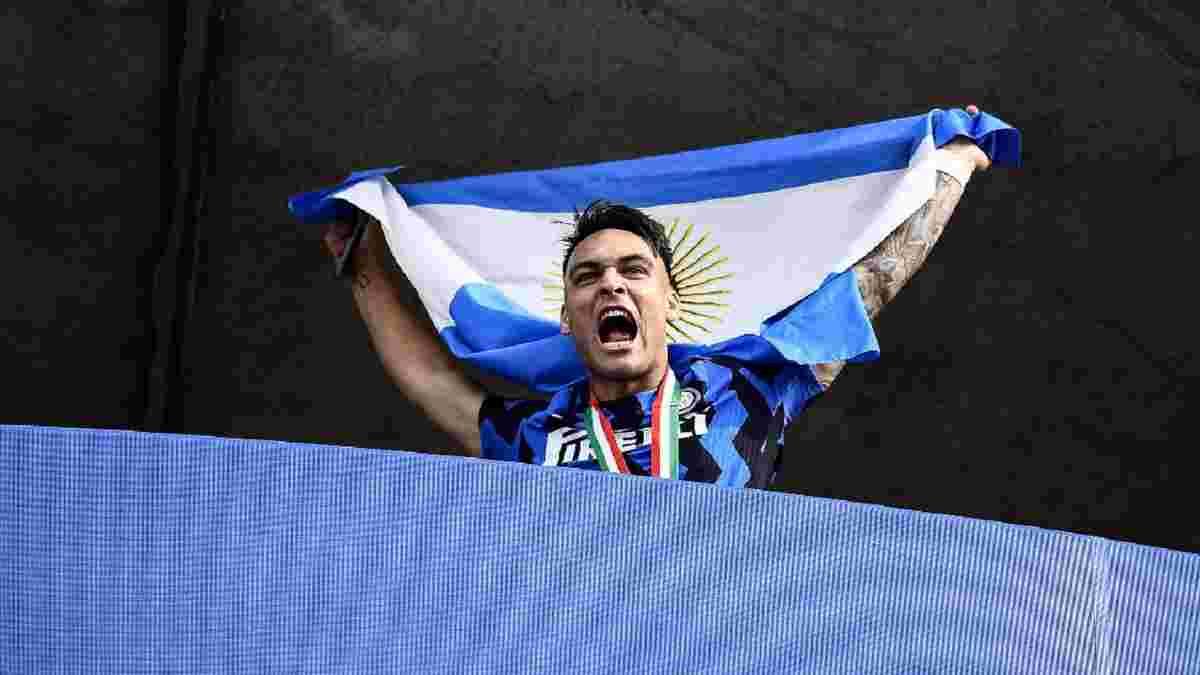 Интер убедил Лаутаро продлить контракт
