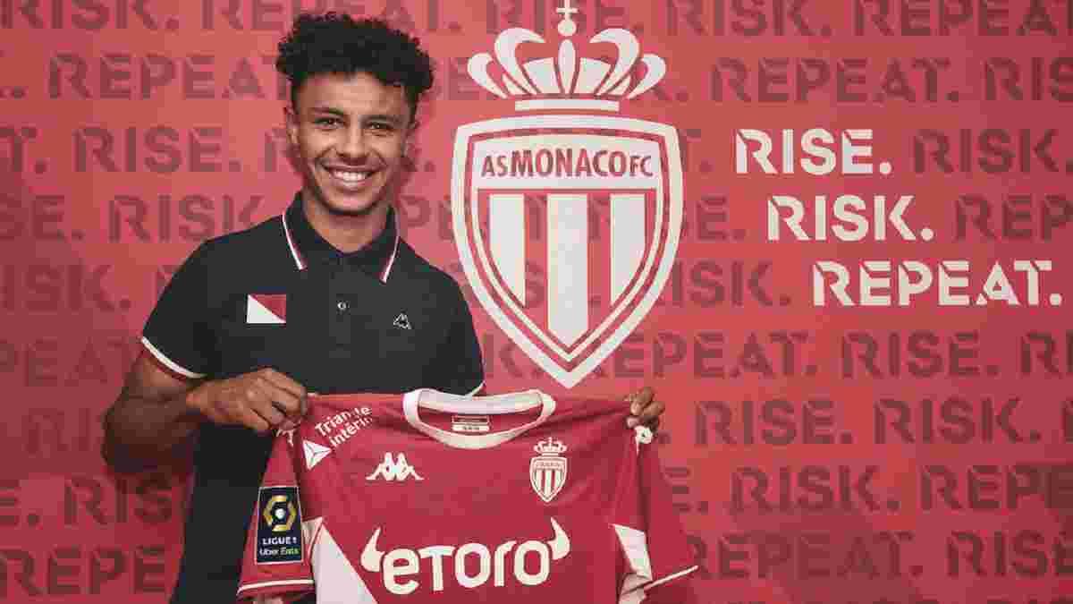 Монако продлил контракт с молодым талантом после поражения от Шахтера