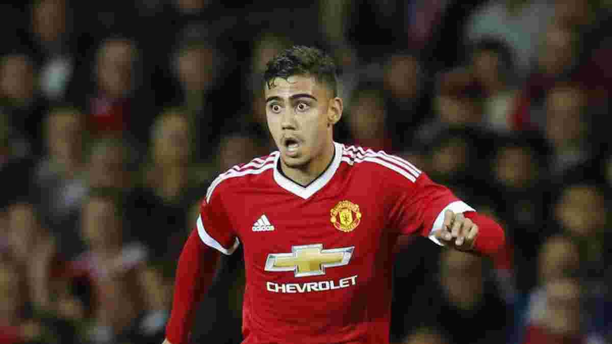 Манчестер Юнайтед домовився щодо оренди свого хавбека в Бразилію, – Goal