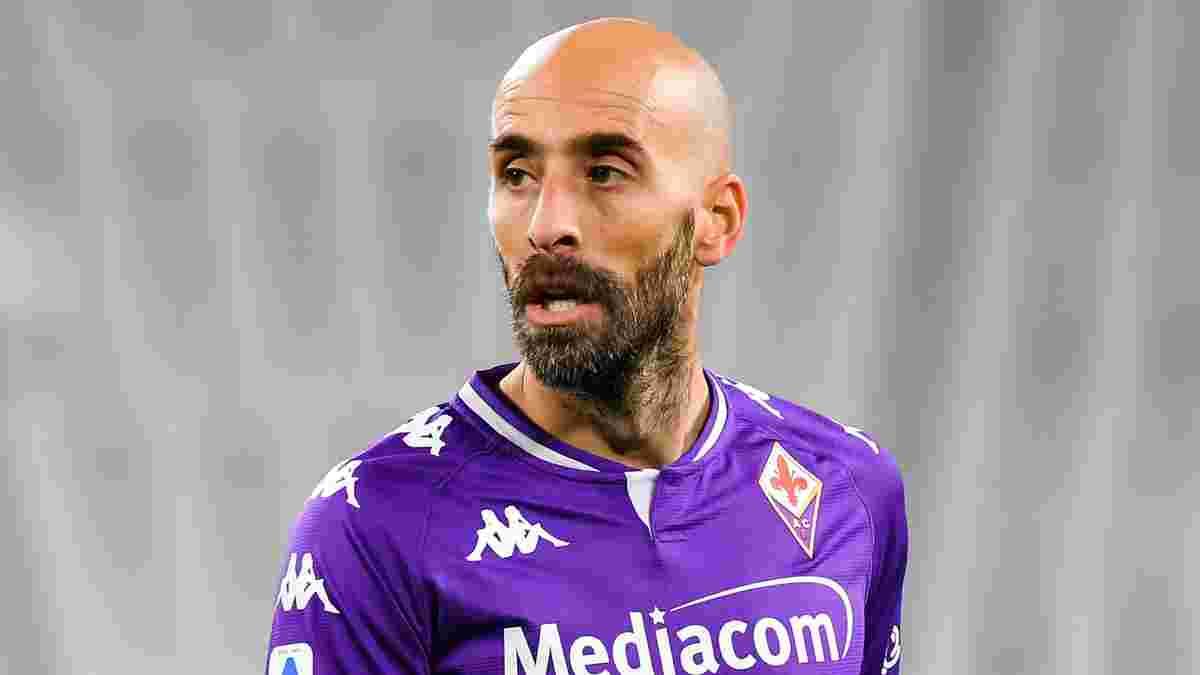 Борха Валеро продолжит карьеру в шестом дивизионе чемпионата Италии