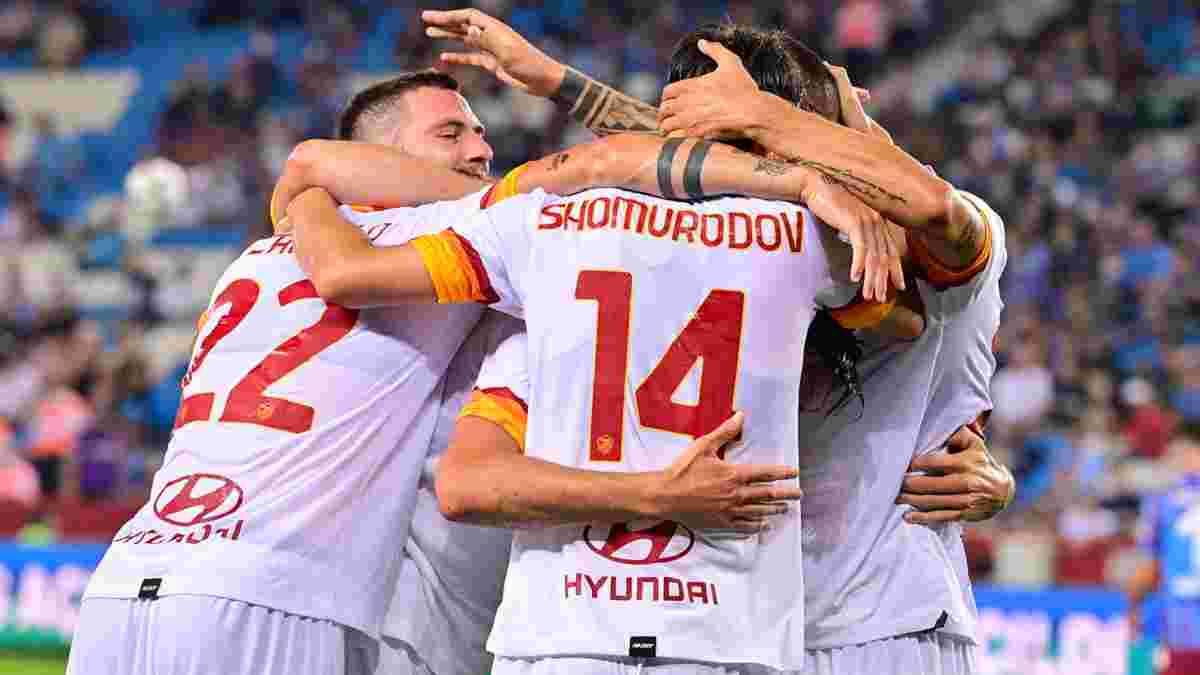 Ліга конференцій: Тоттенхем програв у Португалії, Рома виграла перший матч з Моурінью, гол українця – всі результати