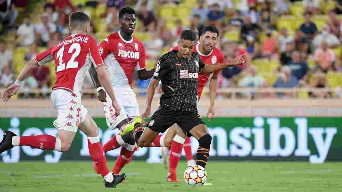 Шахтер – Монако: где смотреть матч Лиги чемпионов