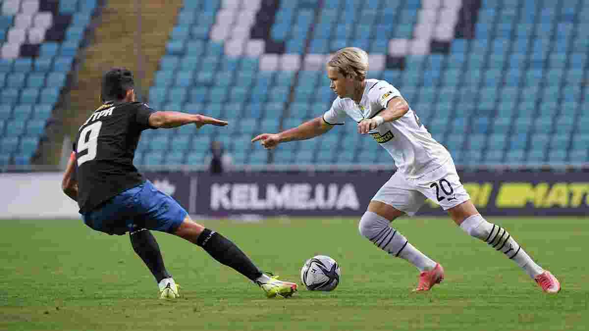 Чорноморець – Шахтар – 0:3 – відео голів і огляд матчу