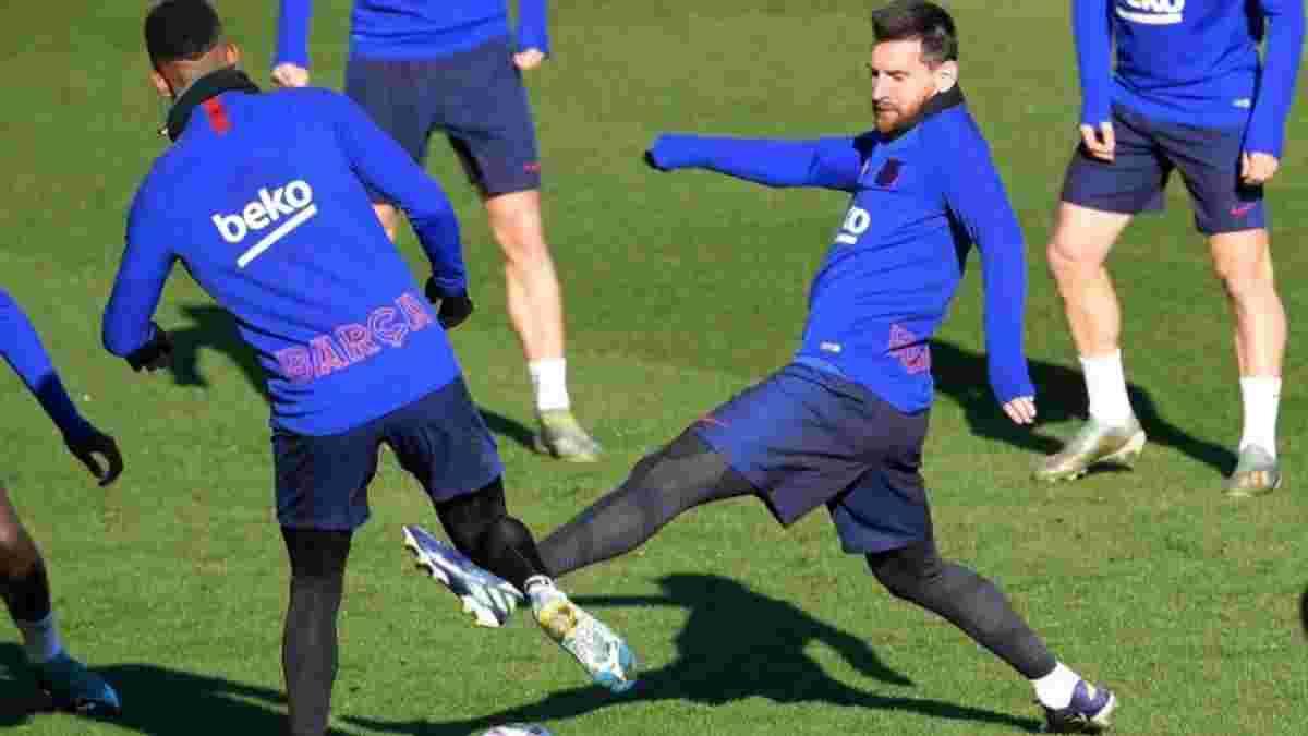 """""""Нам не дозволялось чіпати Мессі на тренуваннях"""": Тодібо розкрив негласне правило для захисників Барселони"""