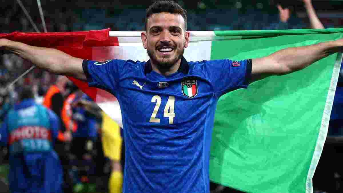 Милан объявил о подписании чемпиона Европы