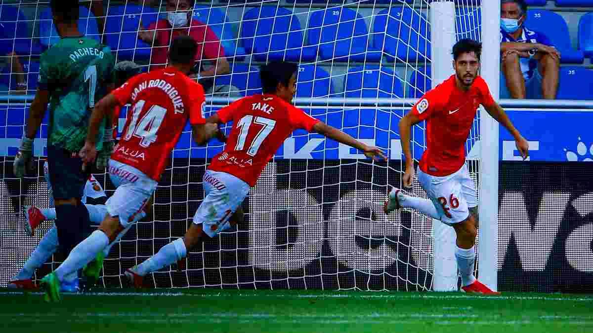 Валенсія на останніх хвилинах вирвала нічию у Гранади, Мальорка у більшості здобула перемогу над Алавесом