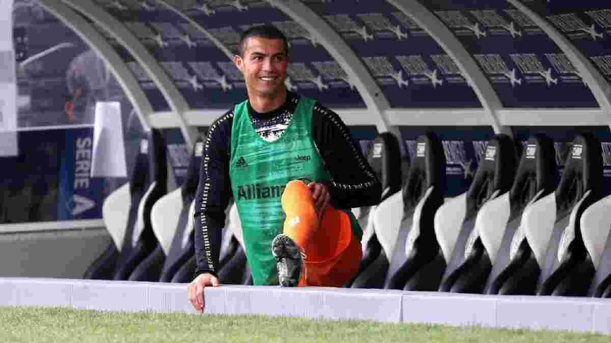 Роналду попросил не ставить его в стартовый состав Ювентуса – форвард надеется покинуть Турин