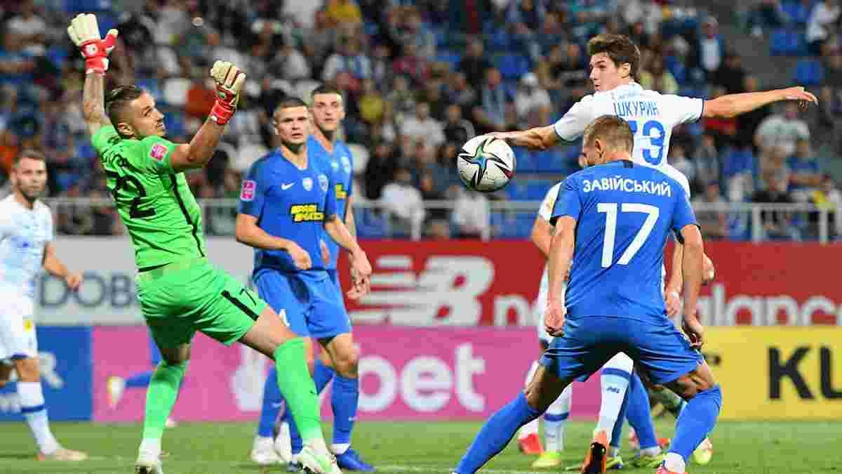 """""""Те, що Шкурінзабив, не означає, що він повністю адаптувався"""": Луческу –про бомбардирську конкуренцію в Динамо"""