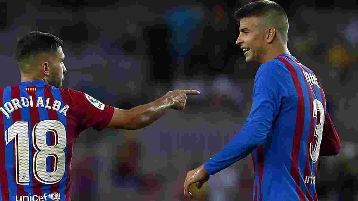Альба погодився на значне зниження зарплати заради Барселони
