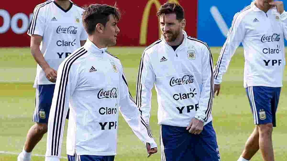 Мессі викликаний у збірну Аргентини на найближчі матчі відбору до ЧС-2022