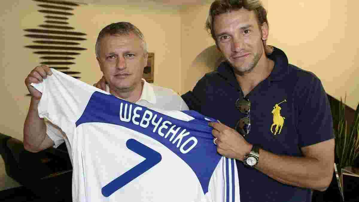 Суркис спрогнозировал будущее Шевченко после ухода из сборной Украины