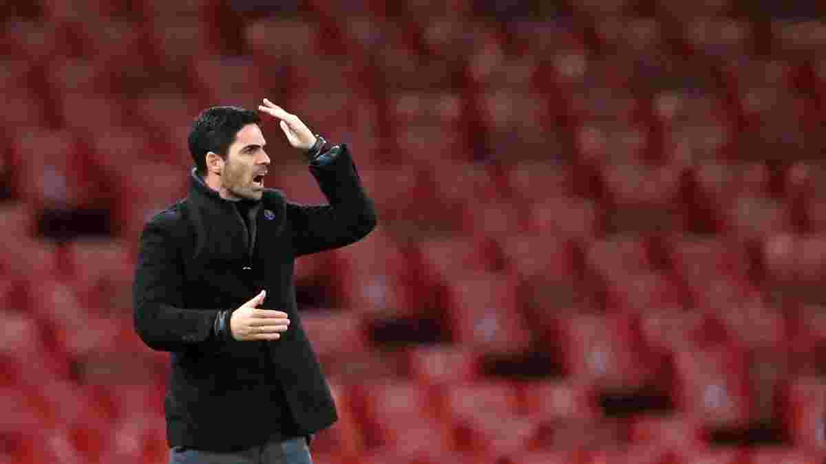 Арсенал установил дедлайн для Артеты