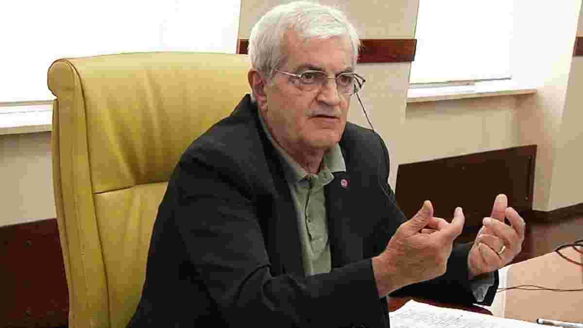 Лучи потерял сознание в результате ДТП и был прооперирован – УАФ сообщила о состоянии председателя Комитета арбитров