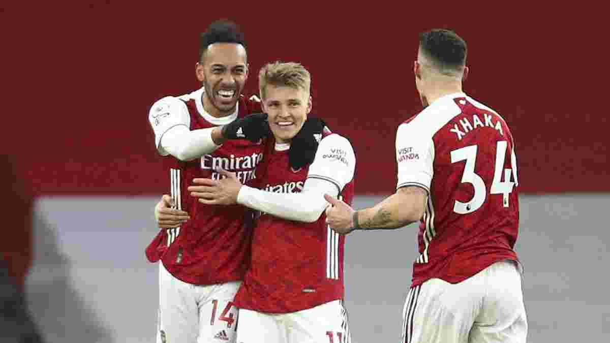 Арсенал офіційно продовжив контракт із зіркою команди