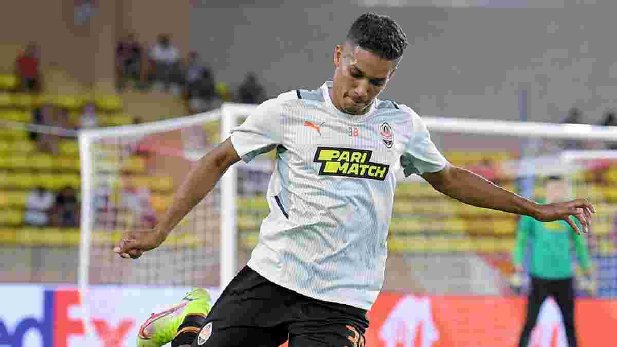 Шахтар – Монако: герой першого матчу не тренувався разом із командою