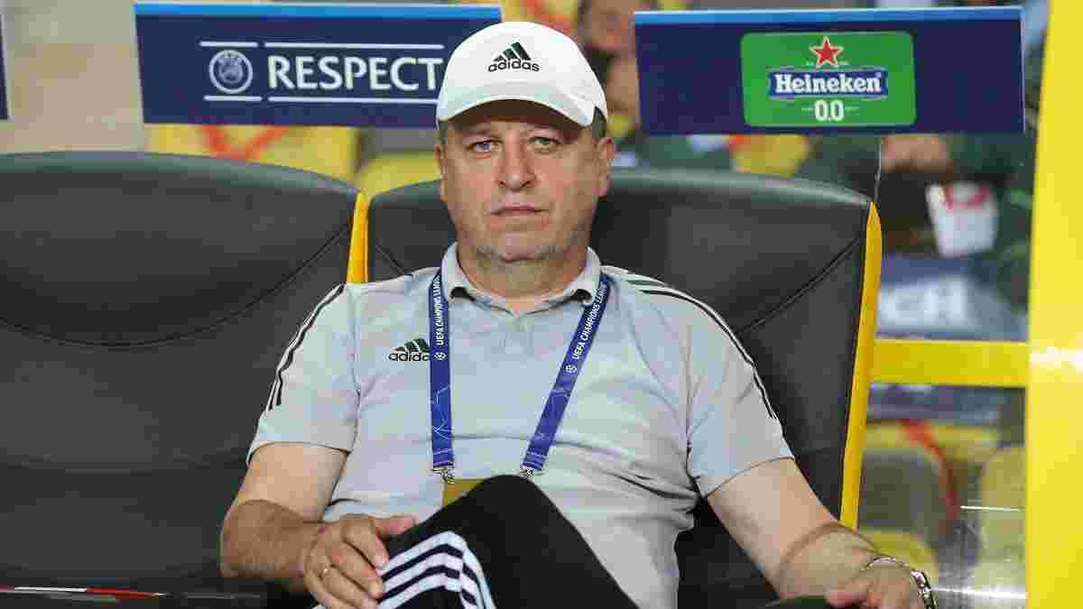 Вернидуб пострадал  от надменности хорватских журналистов перед матчем ЛЧ
