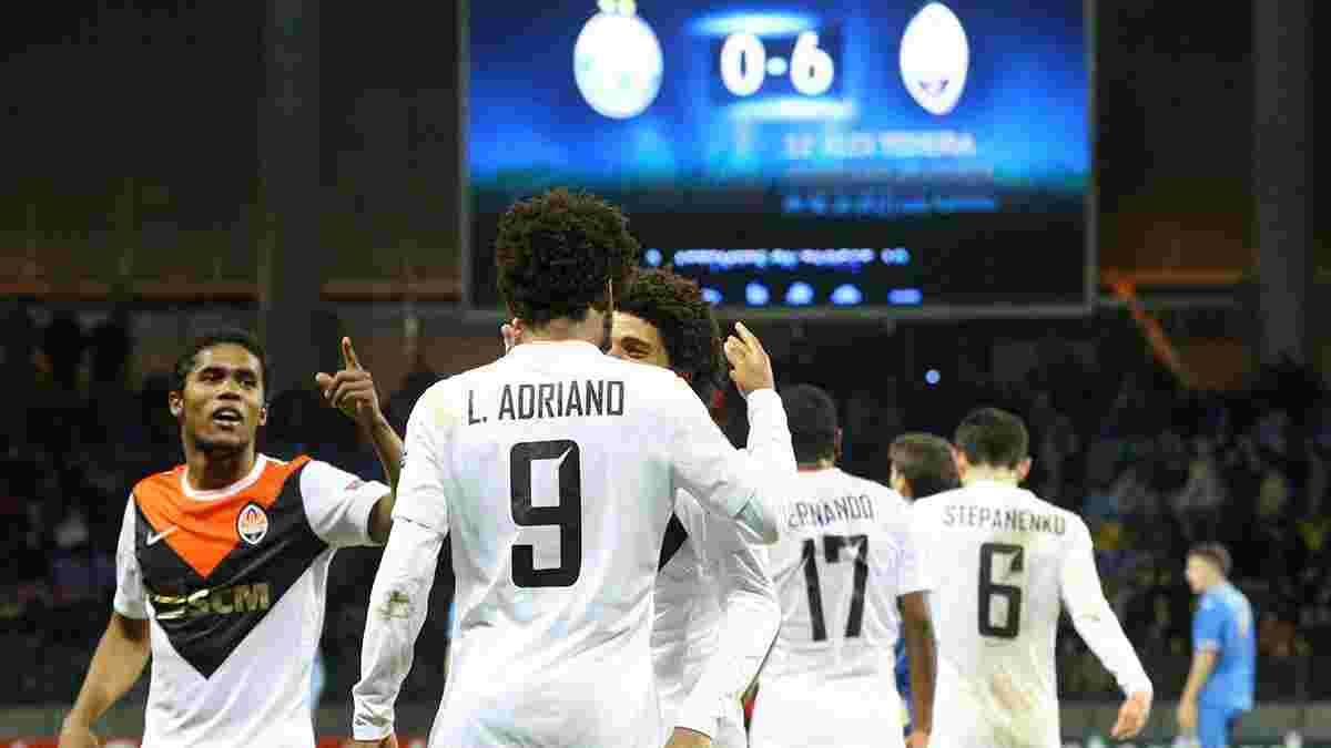 Прохідний двір Легії та жертви Луїса Адріано – найгірші оборони групового етапу Ліги чемпіонів