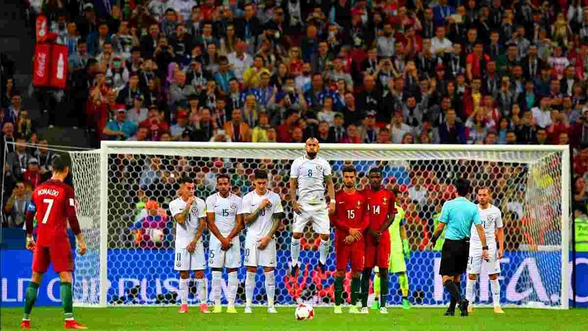 Роналду викликаний у збірну Португалії на вересневі матчі відбору ЧС-2022 – Кріштіану може стати світовим рекордсменом