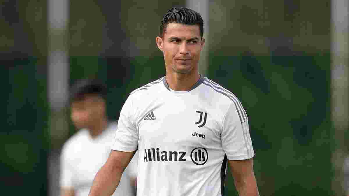 Роналду уже забрал свои вещи из базы Ювентуса и готов идти на уступки Манчестер Сити