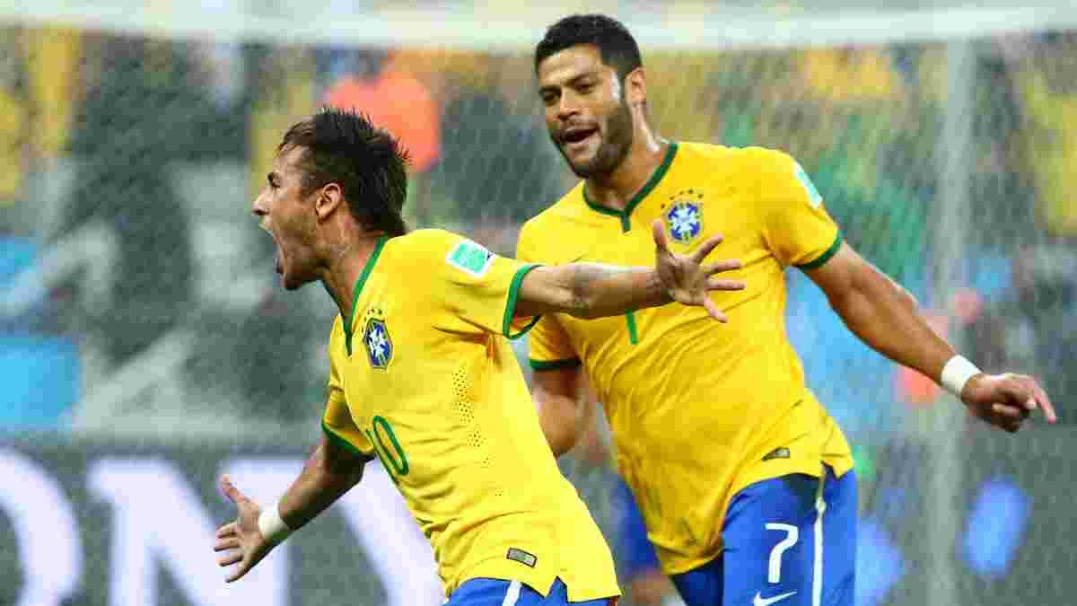 Халк викликаний до збірної Бразилії – ветеран не грав за пентакампеонів 5 років