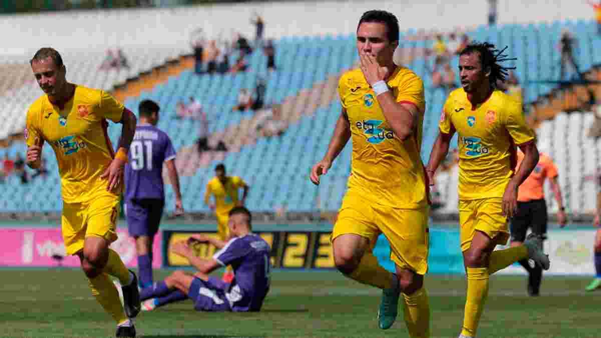 Ингулец разгромил Мариуполь благодаря дублю Шарая – азовцы проиграли в пятом матче подряд