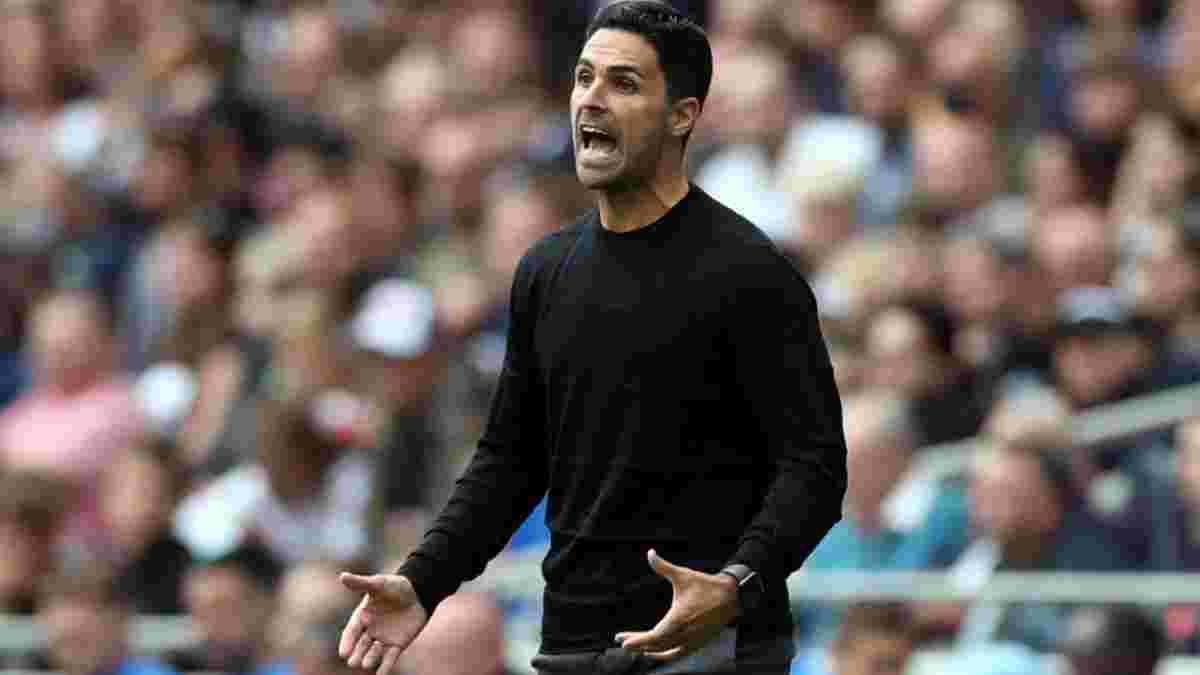 "Манчестер Сити – Арсенал: Артета нашел объяснение позорному поражению ""канониров"""