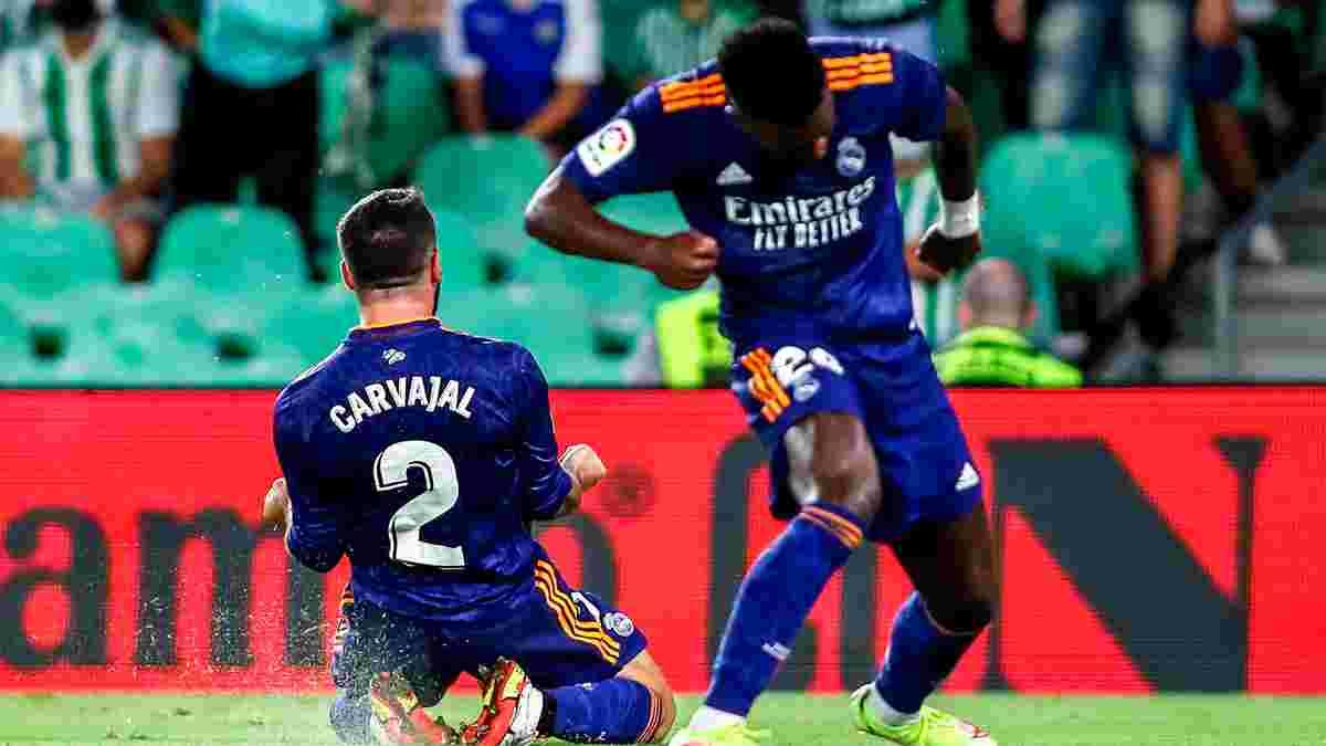 Реал у важкому матчі втримав мінімальну перемогу над Бетісом