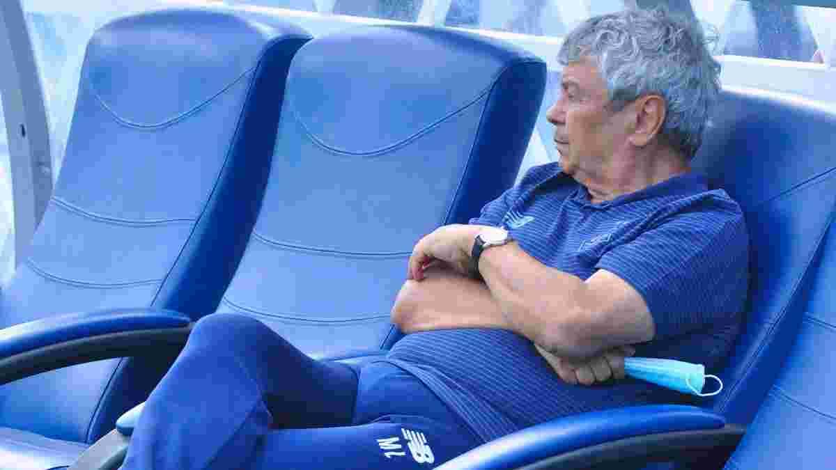 Луческу жестко оценил уровень Динамо по сравнению с соперниками в группе Лиги чемпионов