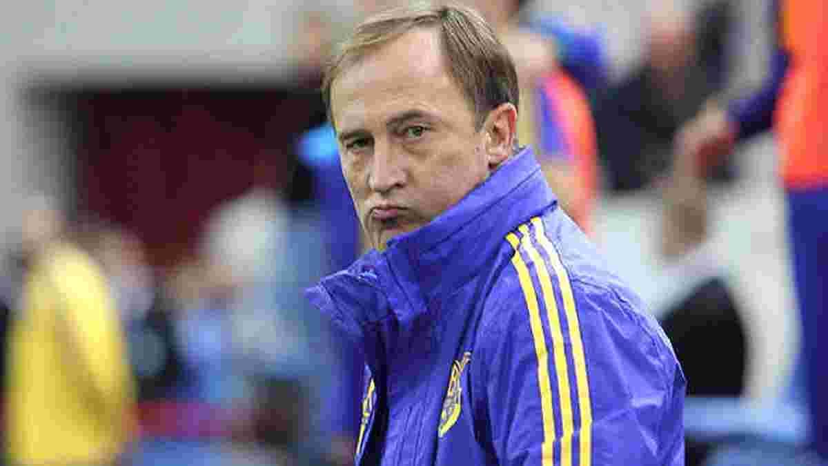 Петраков зізнався, чи планує викликати у збірну України гравців з чемпіонату Росії