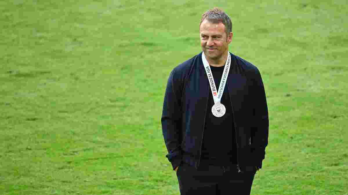 Флік оголосив перший список на чолі збірної Німеччини