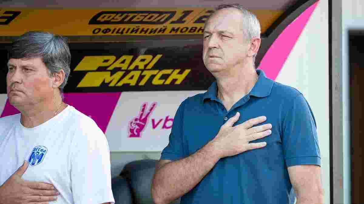 Рябоконь знайшов пояснення гучному фіаско Десни у матчі з Вересом