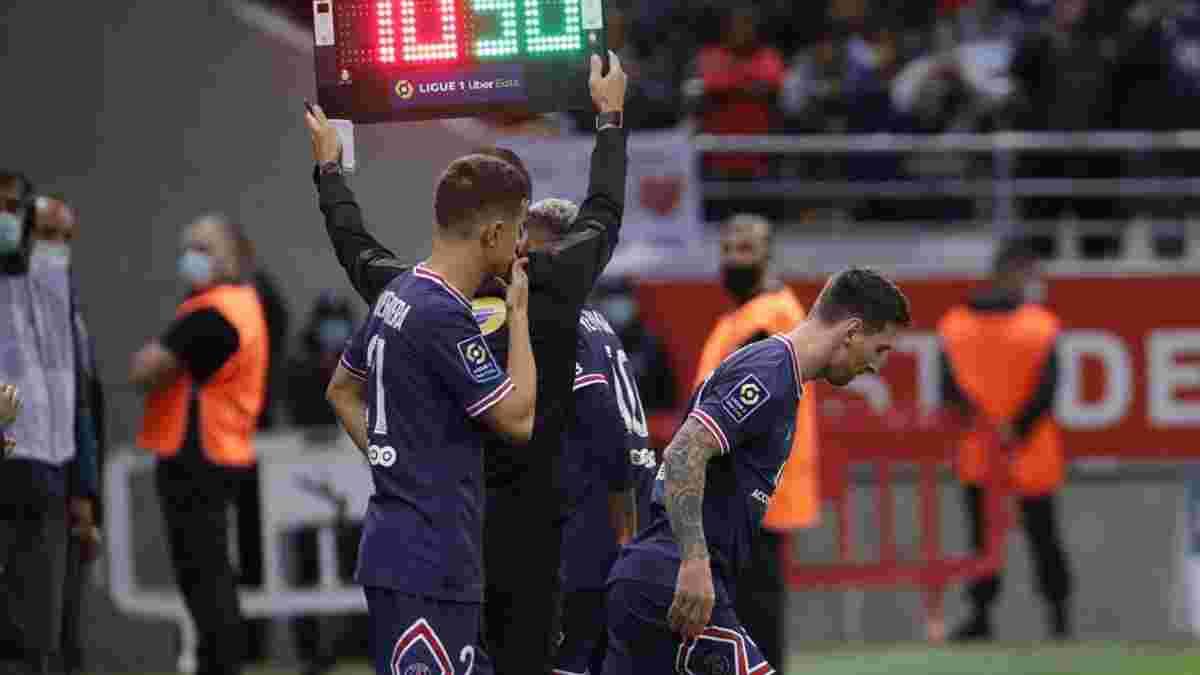 Месси дебютировал за ПСЖ, Мбаппе стал героем – команда Почеттино продолжает лидировать в чемпионате