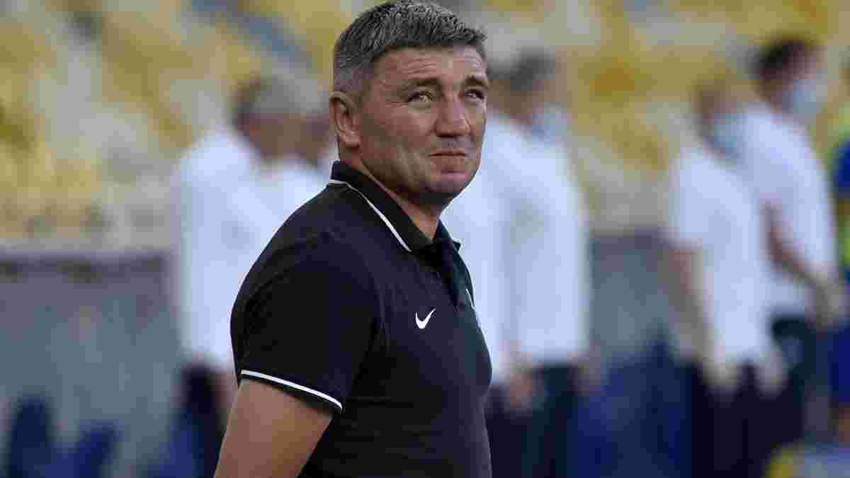 Костишин стане віце-президентом Колоса – клуб не розглядає Хацкевича на посаду нового тренера