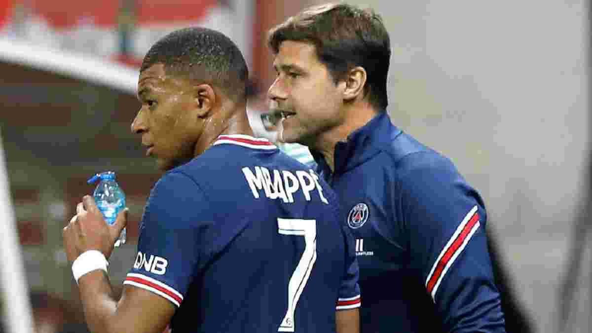 Реал и ПСЖ не вели официальных переговоров по Мбаппе, – Marca