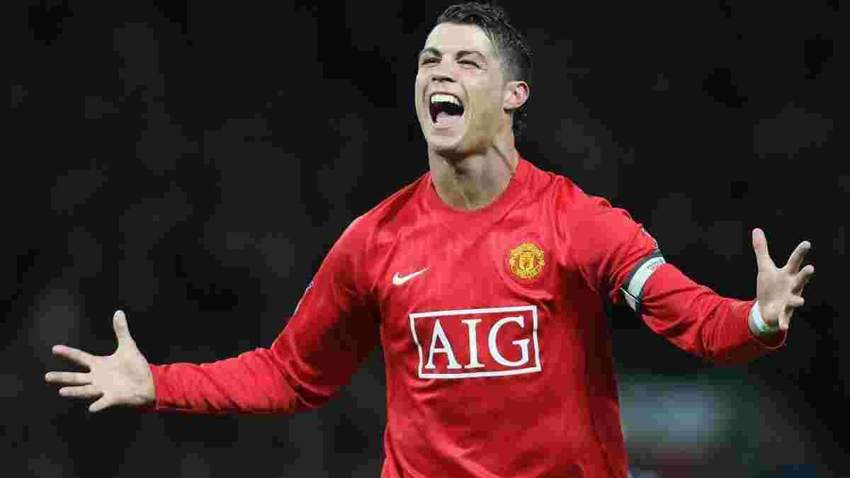 Роналду – про свій камбек до Англії: Манчестер Юнайтед завжди посідав особливе місце в моєму серці
