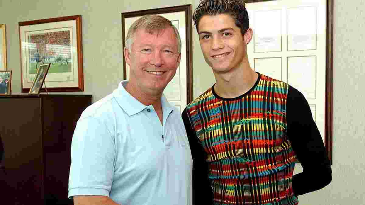 Фергюсон раніше поцупив Роналду в Арсенала, а тепер зробив це саме з Манчестер Сіті, – Венгер