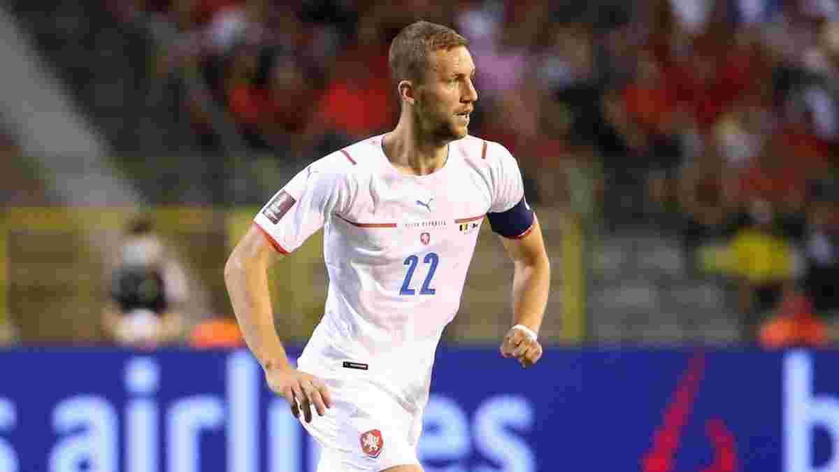 Соучек зізнався, звідки гравці збірної Чехії черпають мотивацію на спаринг з Україною