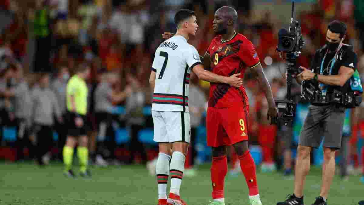 Лукаку забьет больше, чем Роналду, – экс-форвард сборной Англии