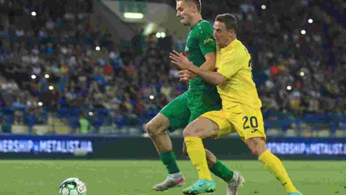 УАФ отреагировала на скандал относительно пенальти в матче Металлист – Оболонь