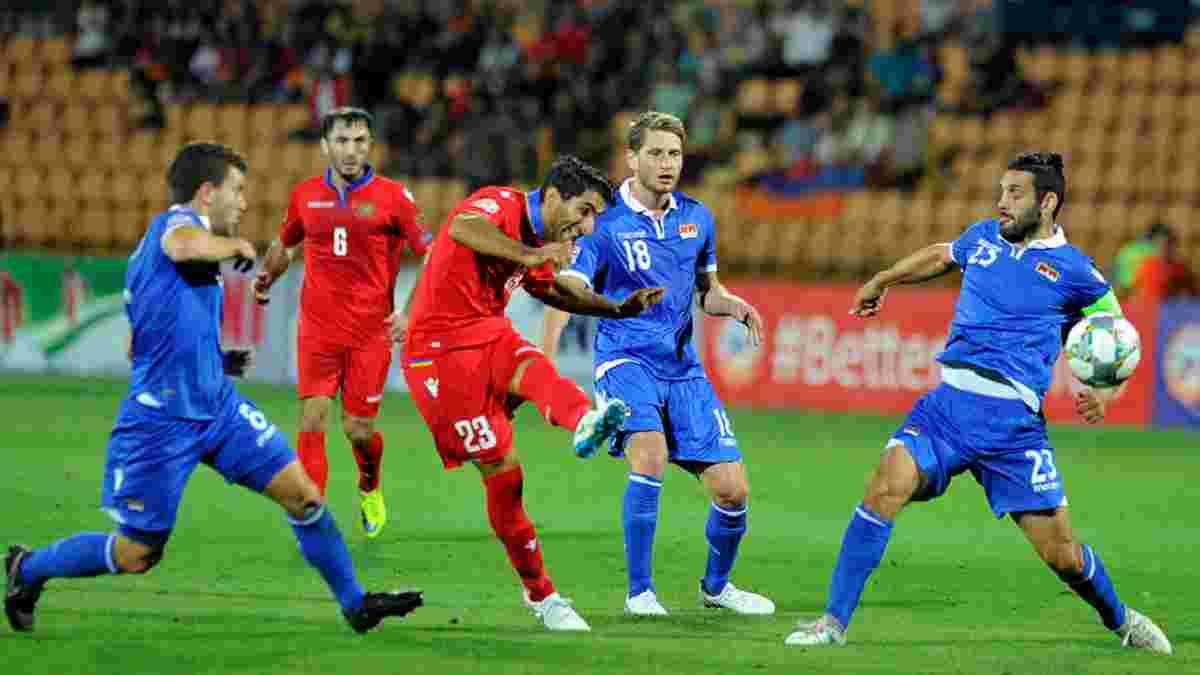 Армения упустила шанс обойти Германию в отборе на ЧМ – фейл голкипера нивелировал старания Мхитаряна и VAR