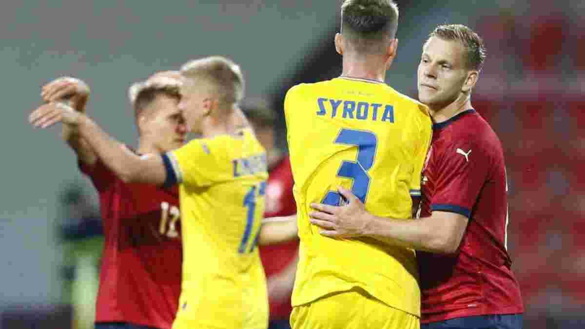 Выдра: Уже не верил, что забьем сборной Украины – жаль, что Чехия не рискнула