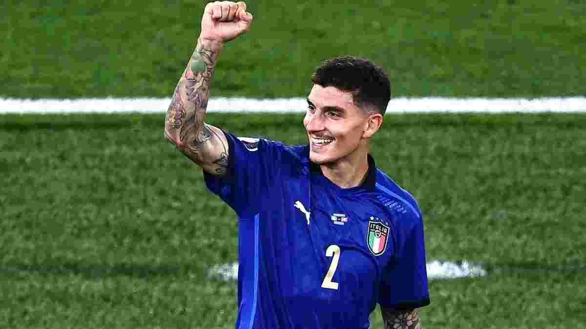 Шедевр сборной Италии оказался случайным – автор признался, что планировал подачу