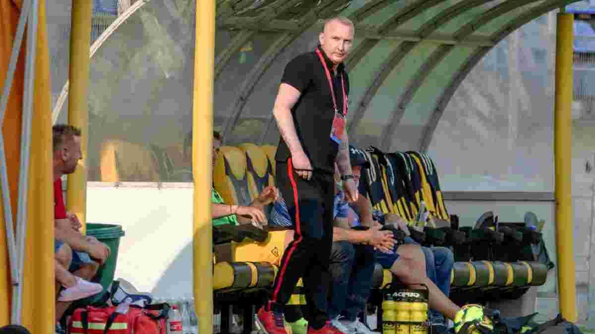 Легенда Динамо подав у відставку після ганебної поразки у Кубку Румунії