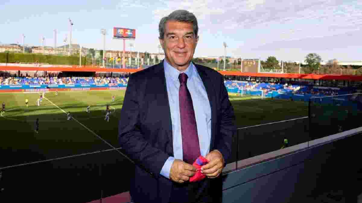 """Барселона помогла испанскому клубу, который """"потерял все"""""""